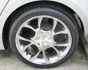 2007 Suzuki Swift RS415 Silver 4 Speed Automatic Hatchback