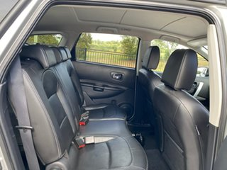 2013 Nissan Dualis J107 Series 3 MY12 +2 X-tronic AWD Ti-L Silver 6 Speed Constant Variable
