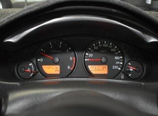 2008 Nissan Navara D40 ST-X (4x4) White 5 Speed Automatic Dual Cab Pick-up