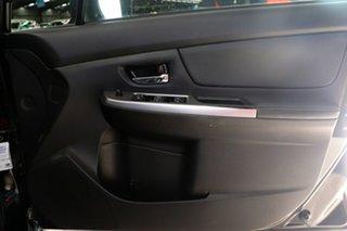 2015 Subaru Impreza MY14 2.0I-S (AWD) Black Continuous Variable Hatchback
