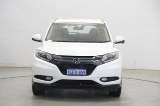 2017 Honda HR-V MY16 VTi-S White 1 Speed Constant Variable Hatchback.