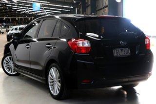 2015 Subaru Impreza MY14 2.0I-S (AWD) Black Continuous Variable Hatchback.