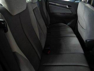 2012 Holden Colorado RG MY13 LTZ Crew Cab 4x2 Black 6 Speed Sports Automatic Utility