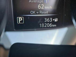 2019 Nissan Qashqai J11 Series 2 ST-L X-tronic Black 1 Speed Constant Variable Wagon