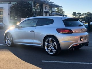 2012 Volkswagen Scirocco 1S MY12 R Coupe DSG 6 Speed Sports Automatic Dual Clutch Hatchback