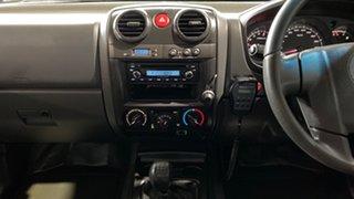 2009 Holden Colorado RC MY09 LX Crew Cab White 5 Speed Manual Utility