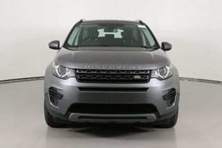 2017 Land Rover Discovery Sport LC MY17 TD4 180 SE 5 Seat Grey 9 Speed Automatic Wagon.
