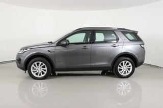 2017 Land Rover Discovery Sport LC MY17 TD4 180 SE 5 Seat Grey 9 Speed Automatic Wagon