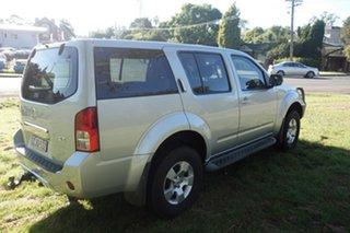2012 Nissan Pathfinder R51 MY10 ST Silver 5 Speed Sports Automatic Wagon