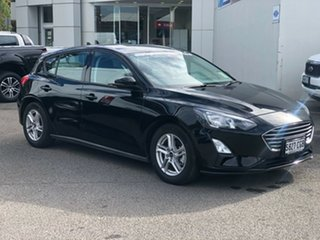 2020 Ford Focus SA 2020.25MY Trend Agate Black 8 Speed Automatic Hatchback