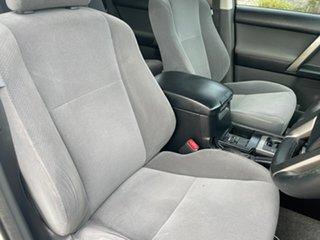 2009 Toyota Landcruiser Prado GRJ150R GXL (4x4) White 5 Speed Sequential Auto Wagon