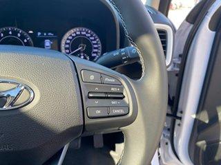 2021 Hyundai Venue QX.V3 MY21 Elite Cosmic Grey 6 Speed Automatic Wagon