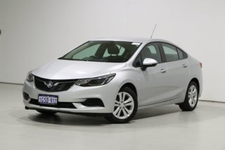 2018 Holden Astra BL MY18 LS Silver 6 Speed Automatic Sedan.