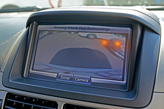 2011 Ford Territory SZ Titanium Seq Sport Shift AWD Winter White 6 Speed Sports Automatic Wagon