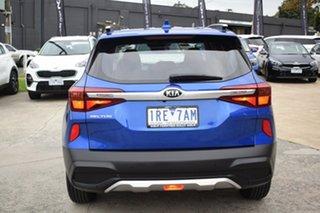 2019 Kia Seltos SP2 MY20 S 2WD Blue 1 Speed Constant Variable Wagon