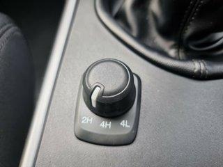 2015 Mazda BT-50 UP0YF1 XTR Cool White 6 Speed Manual Utility