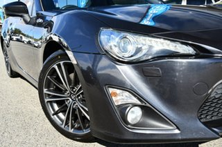 2014 Toyota 86 ZN6 GTS Grey 6 Speed Manual Coupe.
