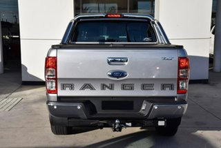 2020 Ford Ranger PX MkIII 2020.75MY XLT Silver 6 Speed Sports Automatic Super Cab Pick Up.