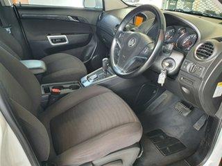 2015 Holden Captiva CG MY15 5 LT White 6 Speed Sports Automatic Wagon.