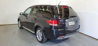 2012 Ford Territory SZ Titanium Seq Sport Shift AWD Black 6 Speed Sports Automatic Wagon