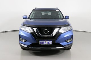 2019 Nissan X-Trail T32 Series 2 ST-L 7 Seat (2WD) Blue Continuous Variable Wagon.