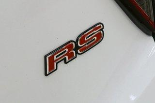 2021 Honda HR-V MY21 RS Platinum White 1 Speed Constant Variable Hatchback
