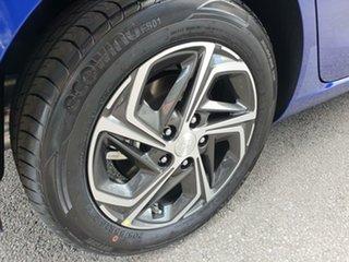 2021 Hyundai i30 PD.V4 MY21 Intense Blue 6 Speed Sports Automatic Hatchback