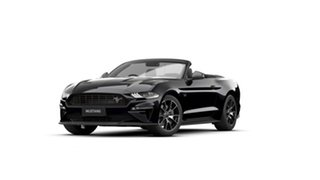 2021 Ford Mustang FN 2021.50MY High Performance Black 10 Speed Sports Automatic Convertible.