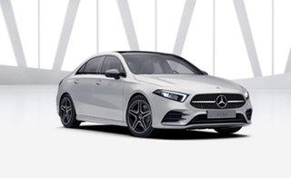 2021 Mercedes-Benz A-Class V177 801+051MY A250 DCT 4MATIC Digital White 7 Speed