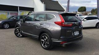 2017 Honda CR-V RM Series II MY17 VTi-S 4WD Grey 5 Speed Sports Automatic Wagon.