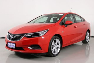 2018 Holden Astra BL MY18 LT Red 6 Speed Automatic Sedan.