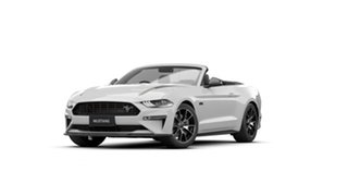 2021 Ford Mustang FN 2021.50MY High Performance Oxford White 10 Speed Sports Automatic Convertible.