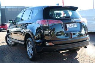 2016 Toyota RAV4 ASA44R GX AWD Black 6 Speed Sports Automatic SUV.