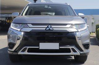 2019 Mitsubishi Outlander ZL MY19 ES 2WD Titanium 6 Speed Constant Variable Wagon
