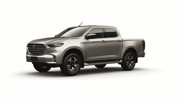 New Mazda BT-50 TFR40J XTR 4x2 Toowoomba, 2020 Mazda BT-50 TFR40J XTR 4x2 Ingot Silver 6 Speed Sports Automatic Utility