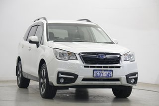 2016 Subaru Forester S4 MY16 2.5i-L CVT AWD Pearl White 6 Speed Constant Variable Wagon