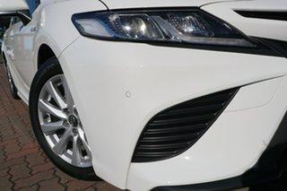 2019 Toyota Camry AXVH71R Ascent Sport Super White 6 Speed Constant Variable Sedan Hybrid.