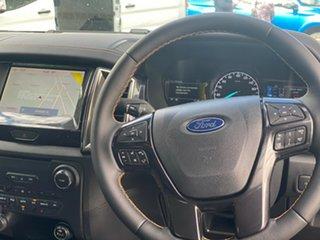 2021 Ford Ranger PX MkIII 2021.25MY Wildtrak Shadow Black 10 Speed Sports Automatic