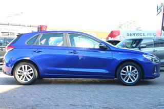 2019 Hyundai i30 PD2 MY20 Active Intense Blue 6 Speed Automatic Hatchback