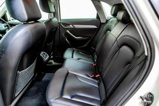 2014 Audi Q3 8U MY14 TFSI S Tronic White 6 Speed Sports Automatic Dual Clutch Wagon