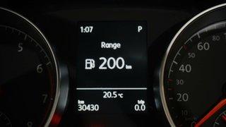 2017 Volkswagen Golf 7.5 MY18 110TSI DSG Pure White 7 Speed Sports Automatic Dual Clutch Hatchback