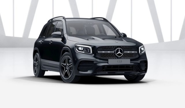 Demonstrator Mercedes-Benz GLB-Class X247 801+051MY GLB200 DCT Mulgrave, 2021 Mercedes-Benz GLB-Class X247 801+051MY GLB200 DCT Cosmos Black 7 Speed