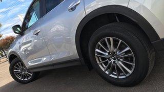 2018 Mazda CX-5 KF2W7A Maxx SKYACTIV-Drive FWD Billet Silver 6 Speed Sports Automatic Wagon