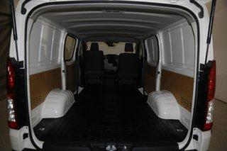 2019 Toyota HiAce GRH320R High Roof Super LWB White 6 Speed Sports Automatic Van