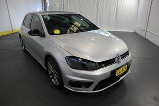 2015 Volkswagen Golf VII MY15 110TDI DSG Highline Silver 6 Speed Sports Automatic Dual Clutch.