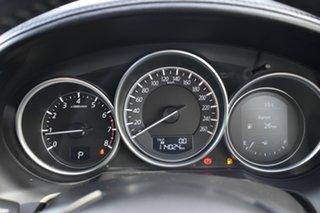 2016 Mazda 6 GJ1032 Sport SKYACTIV-Drive Red 6 Speed Sports Automatic Wagon