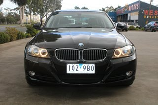 2009 BMW 325i E90 MY09 6 Speed Auto Steptronic Sedan.