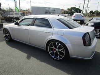 2008 Chrysler 300C MY2008 SRT-8 Silver 5 Speed Sports Automatic Sedan.