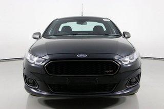 2016 Ford Falcon FG X XR6T Black 6 Speed Manual Utility.