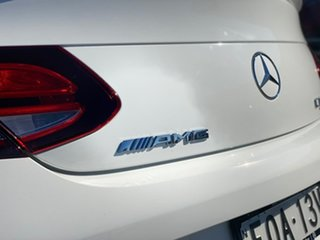 2021 Mercedes-Benz C-Class C63 AMG - S Polar White Sports Automatic Coupe